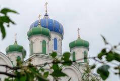 Cathedral of the Nativity in Kyshtym, Chelyabinsk region Stock Image