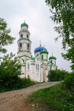 Cathedral of the Nativity in Kyshtym, Chelyabinsk region Royalty Free Stock Image