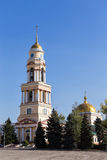 Cathedral of the Nativity in Lipetsk. Russia Stock Image