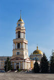 Cathedral of the Nativity in Lipetsk. Russia Stock Photo
