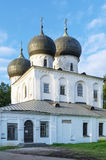 Cathedral of the Nativity of our Lady, Veliky Novgorod Royalty Free Stock Photos