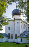 Cathedral of the Nativity of our Lady, Veliky Novgorod Stock Image