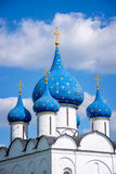 Cathedral of the Nativity, Suzdal, Golden Ring, Russia Stock Images
