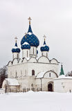 Cathedral of the Nativity in Suzdal, Russia Stock Photography
