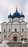 Cathedral of the Nativity in Suzdal, Russia Royalty Free Stock Images