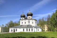 Cathedral of the Nativity of the Virgin. St. Anthony Monastery. Royalty Free Stock Image