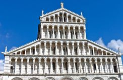 Cathedral in Pisa Stock Photo