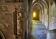 Cathedral of Nossa Senhora da Assuncao. Evora, Portugal. Stock Images