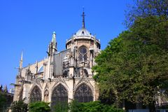 Cathedral Notre Dame Stock Photos