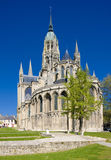 Cathedral Notre Dame in Bayeux. Normandy, France Royalty Free Stock Photography