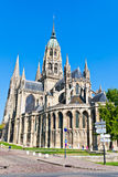 Cathedral Notre Dame, Bayeux Stock Photo