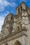 Cathedral Notre Dame de Paris Royalty Free Stock Image