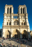 The Cathedral of Notre Dame de Paris, France Royalty Free Stock Photo