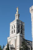 Cathedral  Notre dame des Doms in Avignon Royalty Free Stock Photos