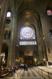 Cathedral Notre Dame - Paris Royalty Free Stock Photo