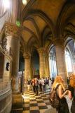 Cathedral Notre Dame - Paris Stock Photos