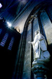 Cathedral of Notre Dame Paris Royalty Free Stock Images