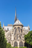 Cathedral Notre Dame Paris Royalty Free Stock Photo