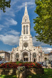 Cathedral Notre Dame of Saint Arnoux in Gap Stock Photo