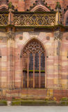 Cathedral of Notre-Dame at Strasbourg Royalty Free Stock Photography