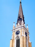 Cathedral in Novi Sad, Serbia Stock Photography