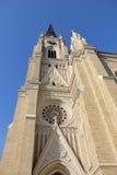 Cathedral in Novi Sad Stock Photo