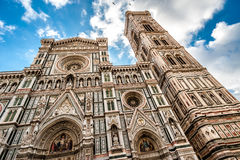 Cathedral Of Florence In Italy Royalty Free Stock Photo