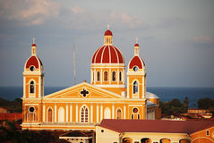 Free Cathedral Of Granada, Nicaragua Royalty Free Stock Photo - 39145025