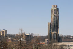 Free Cathedral Of Learning Stock Photography - 694162