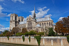 Free Cathedral Of Notre Dame De Paris Stock Image - 28582371