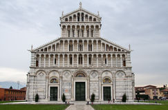 Free Cathedral Of Pisa Royalty Free Stock Photo - 16007005