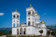 Cathedral Of Saint Jovan Vladimir In Bar Royalty Free Stock Image