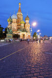 Cathedral Of St. Basil Stock Photo