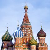 Cathedral Of St. Basil Royalty Free Stock Image