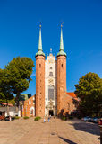 Cathedral in Oliwa Royalty Free Stock Photography