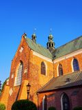 Cathedral in Oliwa, Gdansk Royalty Free Stock Photos