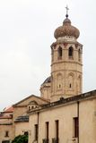 Cathedral of Oristano Sardinia Italy Stock Photos