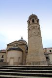 Cathedral of Oristano Sardinia Italy Stock Photography