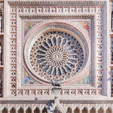 Cathedral of Orvieto Royalty Free Stock Photography
