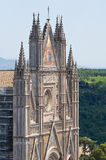 Cathedral of Orvieto. Umbria. Italy. Royalty Free Stock Photo