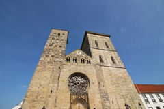 A cathedral Royalty Free Stock Images