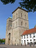 The cathedral in Osnabrueck Royalty Free Stock Image