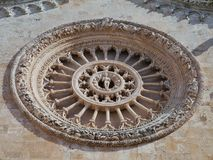 Cathedral of Ostuni in Italy Royalty Free Stock Photography