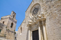 Cathedral of Otranto. Puglia. Italy. Stock Photography