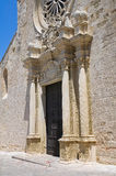 Cathedral of Otranto. Puglia. Italy. Stock Photos