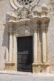 Cathedral of Otranto. Puglia. Italy. Royalty Free Stock Image