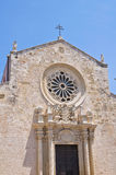 Cathedral of Otranto. Puglia. Italy. Royalty Free Stock Photo