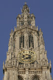 Cathedral of Our Lady in Antwerp Stock Photography