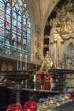 Cathedral of Our Lady - Antwerp in Belgium Stock Photography