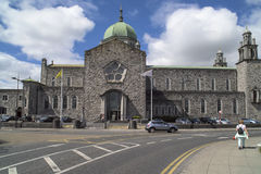 Cathedral Our Lady, Galway Stock Photos
